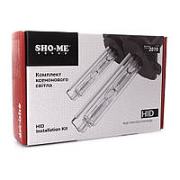 Комплект биксенона InfoLight Pro/Sho-Me Light Pro H4 5000K Bixenon Slim 35W