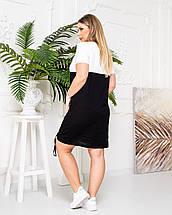 Платье 812 черное, фото 2