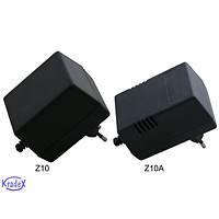 Z10A (Z-10A)(Kradex, корпус, PS, черный, 46x53x81мм, комплект)