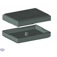 Z23A PS (Kradex) корпус, черный, 84,2x59,6x23мм