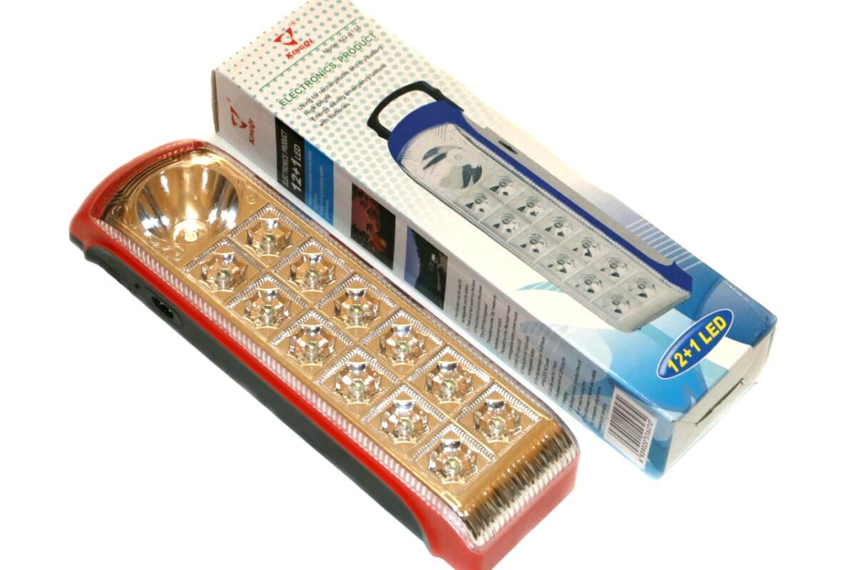 Светодиодный аккумуляторный фонарь KQ-6116