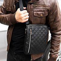 Кожаная сумка через плечо The Classic