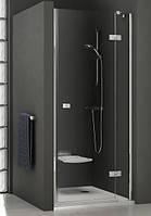 Душевые двери в нишу Ravak SmartLine SMSD2-110 (B) R 0SPDBA00Z1 хром/прозрачное правая