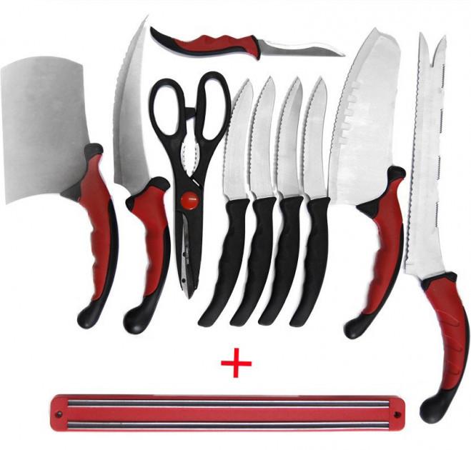 Набор самозатачивающихся кухонных ножей Knives 13 штук