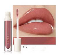 Блеск для губ с эффектом увеличения Focallure Plumpmax High Shine Lip Gloss тон №3