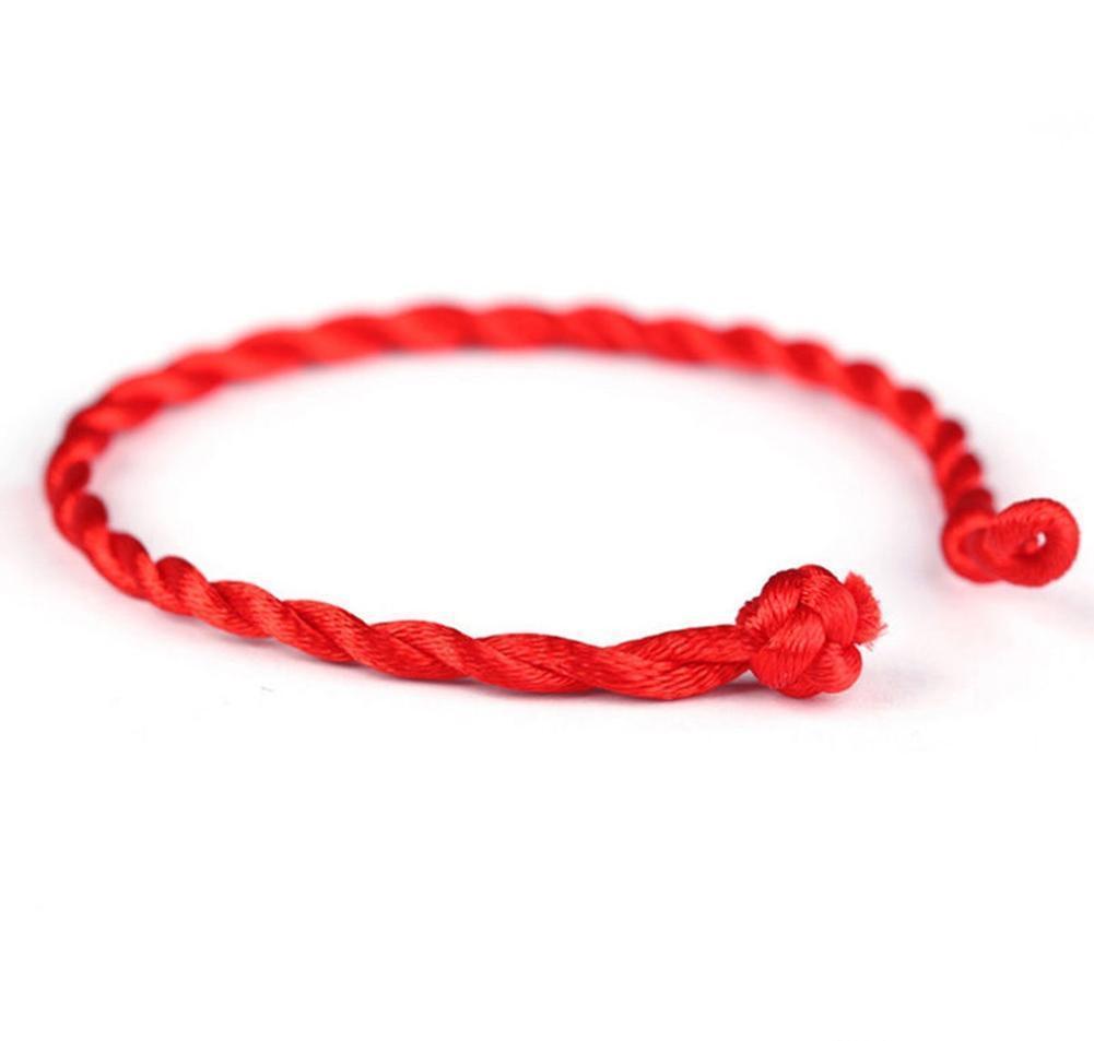 Браслет червона нитка