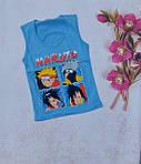 Майки  мальчиковые, футболки без рукав 5-8 лет, фото 4