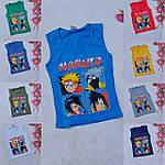 Майки  мальчиковые, футболки без рукав 5-8 лет, фото 2