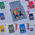 Майки  мальчиковые, футболки без рукав 5-8 лет, фото 3