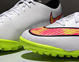 Обувь для футбола сорокoножки Nike Mercurial Victory V TF, фото 4