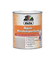 Акриловая радиаторная эмаль Dufa Aqua-Heizkörperlack 2.5л