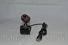 Web камера с микрофоном до 5 мега пикселей