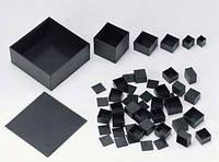 G705035B (Gainta, корпус, ABS, черный, 70.5x50.5x35мм)