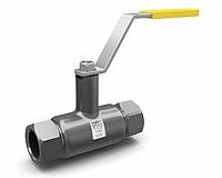 Кран шаровой LD муфтовый, DN-25(КШ.Ц.М.025.040.02) для жидкостей