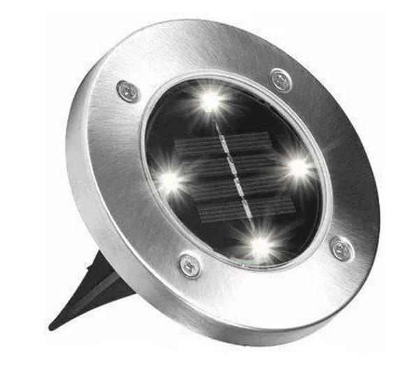 Газонный светильник на солнечной батарее SOLAR LIGHT AT GARDEN