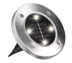 Садовий світильник на сонячній батареї SOLAR LIGHT AT GARDEN