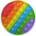Сенсорная игрушка для ребенка    Поп Ит Pop It fidget, фото 3