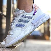 Мужские-женские кроссовки Adidas ZX 500 RM, кроссовки адидас зх 500