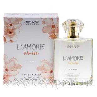 Парфюмерная вода для женщин Carlo Bossi L'Amore White 100 мл