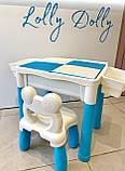 Столик со стульчиком 2в1 Limo Toy 180, фото 2