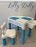 Столик со стульчиком 2в1 Limo Toy 180, фото 4