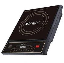 Электроплита индукционная стеклокерамическая настольная Livstar LSU-1176 Black, фото 3