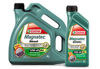 Моторное масло Castrol Magnatec A3/B4 Diesel 10W-40 4л