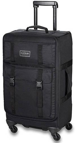 Мужской чемодан на колесах Dakine Cruiser Roller 65L Black 610934904192 черный