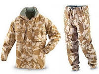 Комплект камуфлированной одежды для охотников Desert DPM (мембрана).