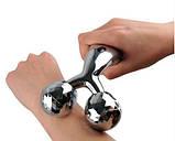 3D масажер 3DMASSAGER Ліфтинг-Масажер для жінок 3D MASSAGER Ліфтинг масажер для обличчя і тіла, фото 8