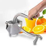 Ручна міні соковижималка для фруктів і цитрусових, фото 3