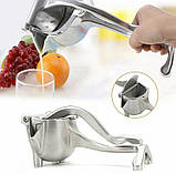 Ручная мини соковыжималка для фруктов и цитрусов, фото 5