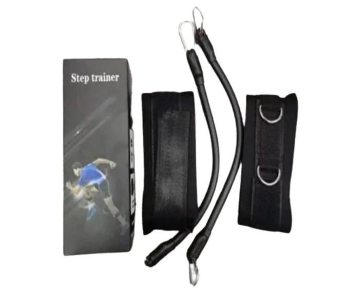 Тренажер для бігу та стрибків, силових тренувань латеральний тренажер амортизатор для ніг Step Trainer