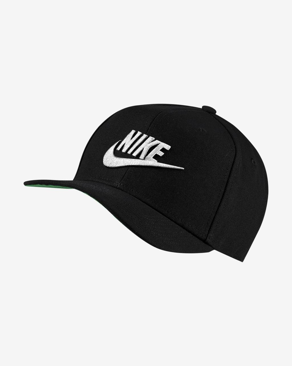 Кепка мужская Nike Sportswear Dri-FIT Pro Futura 891284-010 Черный