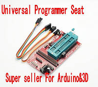 PIC Microcontroller Minimum System Board Development Board Universal Programmer Seat ICD2 KIT2 KIT3 FOR PICKIT 2 PICKIT3 MT