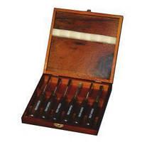 Комплект інструментів для різьби по дереву, 6 шт. Holzmann SCH6TLG