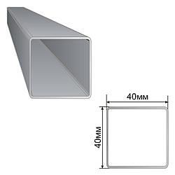 Армуючий профіль для вікон ПВХ 40х40х40х40 1.2