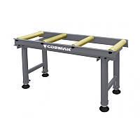 Рольганг. Роликовий стіл CORMAK HRT 1м на 4 ролика