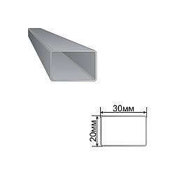 Армуючий профіль для вікон ПВХ 20х30х20х30