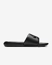 Шльопанці чоловічі Nike Victori One men's Slide CN9675-003 Чорний, фото 3