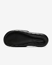 Шльопанці чоловічі Nike Victori One men's Slide CN9675-003 Чорний, фото 2