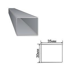 Армуючий профіль для вікон ПВХ 30х35х30х35 1.2