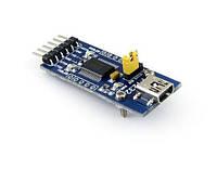 Переходник USB-UART (FT232 USB UART)