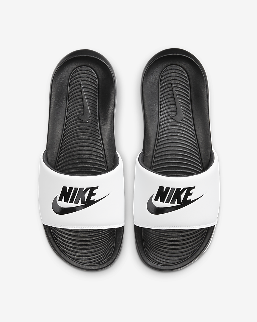 Шльопанці чоловічі Nike Victori One men's Slide CN9675-005 Білий