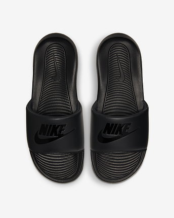 Шлепанцы мужские Nike Victori One Men's Slide CN9675-002 Черный, фото 2