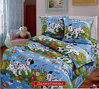 Детское постельное белье ДАЛМАТИНЦЫ