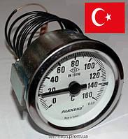 Термометр капиллярный PAKKENS  Ø65 mm,  t° от 0 до 160°