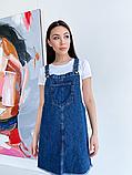 Сарафан джинсовый летний женский, фото 5