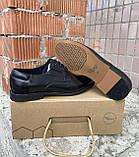 Мужские туфли respect натуральная кожа 41, фото 4
