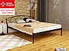 Ліжко Жасмин-1 180*190см (Jasmin-1) Метакам